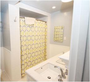 Complete bathroom renovations brisbane north brisbane for Queensland bathroom renovations
