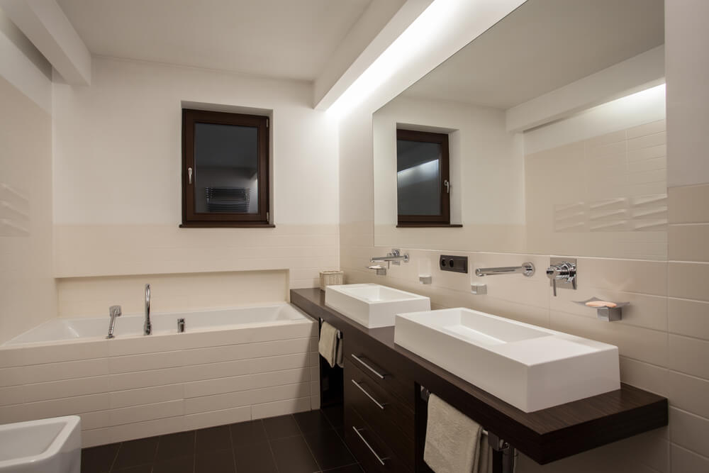 Bathroom gallery bathroom renovations brisbane for Bathroom designs qld