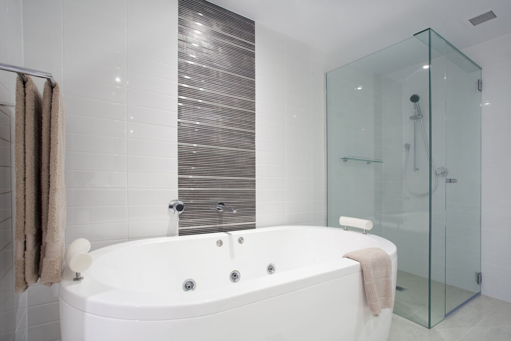 Bathroom gallery bathroom renovations brisbane for Complete bathroom renovations