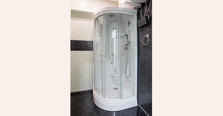 Top Five Benefits of Shower Cubicles
