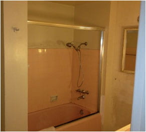 Bathroom Before Image | Bathroom Renovations Brisbane | Complete Bathroom Renovations QLD